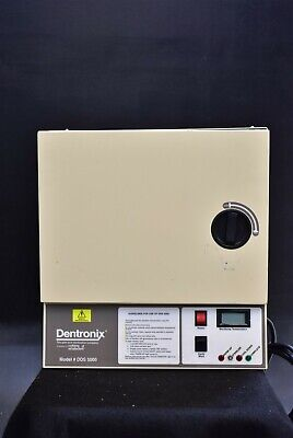 Dentrix Dds 5000 Dental Medical Sterilizer Instrument Sterilizing Unit