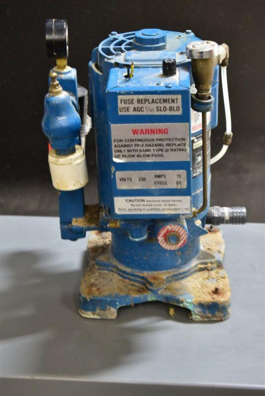 Dentalez Cve02H Dental Vacuum Pump System Wet 2HP Operatory Suction Unit