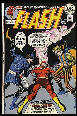 Flash #209 VF+ 8.5 DC Comics