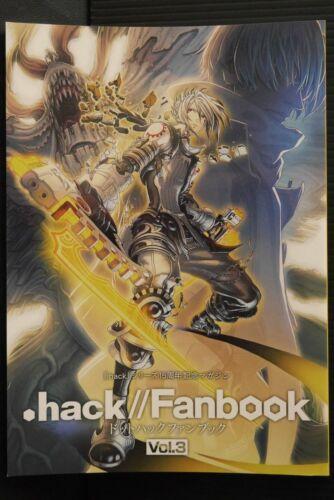 JAPAN .hack// Fan Book vol.3