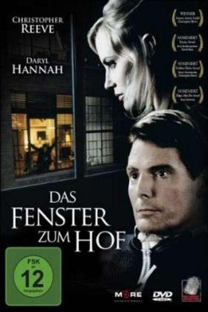 Das Fenster zum Hof - Christopher Reeve - DVD OVP NEU