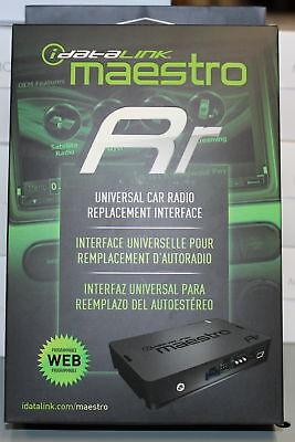 iDatalink Maestro RR ADS-MRR Radio Replacement & Steering Wheel Interface