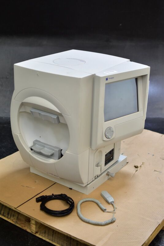 Zeiss 740I Visual Field Analyzer Medical Optometry Equipment