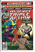 Marvel Triple Action 32 (avengers & Sub-mariner, Nov 1976), - marvel comics - ebay.co.uk
