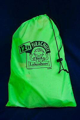 12ft. Lakeshore Play Parachute with Handles, Children's Fun Activity New