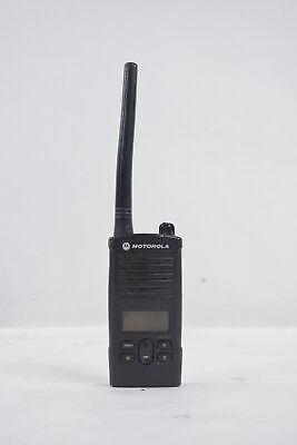 Motorola RDM2070d Walmart VHF MURS Two-Way Radio No Battery Missing Button Cover