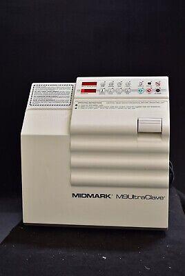 Midmark M9 Ultraclave Dental Medical Steam Autoclave Sterilizer Refurbished