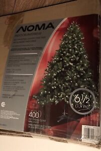 6.5 ft - pre-lighted - NOMA - Christmas Tree