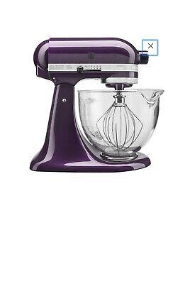KitchenAid 5-Quart Artisan Design Series Tilt-Head Stand Mixer | Plumberry