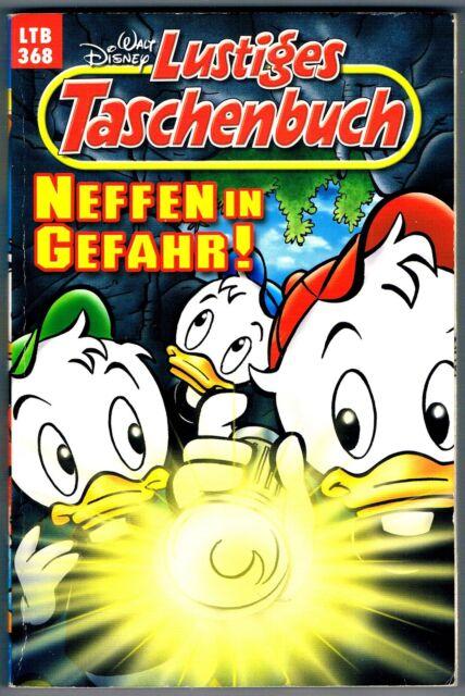 Walt Disney -  LTB Nr. 368 - Neffen in Gefahr! (2007)
