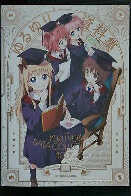 NAMORI Gashu Illustration YURUNAMORI Art YURUYURI Book 01*