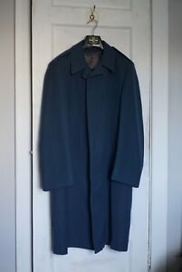Air Force canadian military wool overcoat