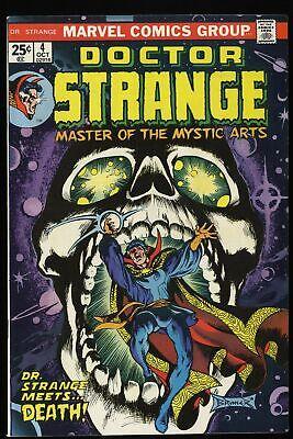 Doctor Strange #4 VF/NM 9.0 Marvel Doctor