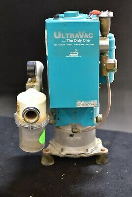 Adp Apollo Auvuv30s Dental Vacuum Pump System Operatory Suction Unit - For Parts