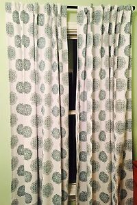Brand new curtains/drapes