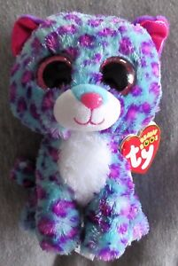 DREAMER - TY Beanie Boo Justice Exclusive the Leopard 6 206b86cc28b