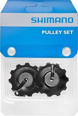 Shimano Pulley Set RD-5700 Schalt Führungsrollen Schaltrollen Satz 8-9-10 fach online kaufen