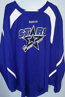 Reebok Men's Hockey Goalie Style Jersey Grand Valley Stars XXL - Hockey Goalie Jerseys