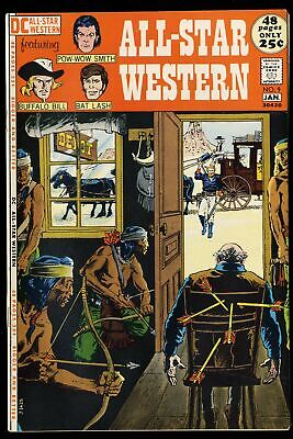 All-Star Western #9 FN/VF 7.0