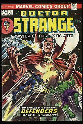 Doctor Strange #2 VF/NM 9.0 Marvel Doctor