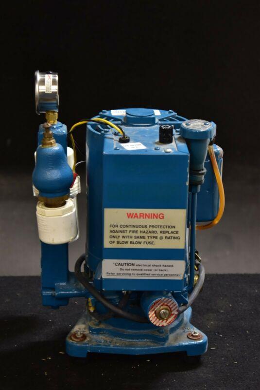 Dentalez Cv 101 Dental Vacuum Pump System Operatory Wet Suction 115V Unit