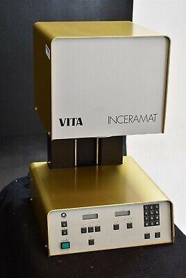 Vita Inceramat Dental Furnace Restoration Heating Lab Oven 115v Burnout Furnace