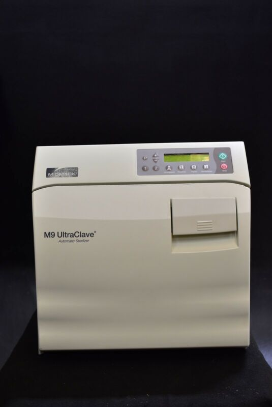 Midmark M9 Ultraclave Dental Medical Steam Autoclave Sterilizer - Low Price
