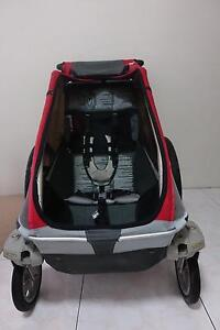 Thule Chariot Cougar 1 Red Pyrmont Inner Sydney Preview