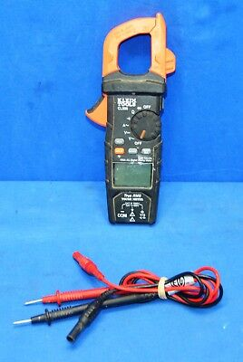 Klein Tools Cl600 Digital Clamp Meter