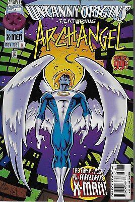 Uncanny Origins No.3 / 1996 The Archangel