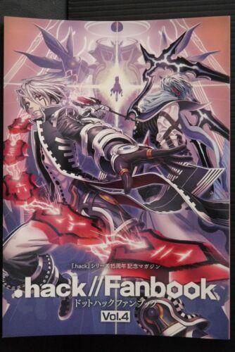 JAPAN .hack// Fan Book vol.4