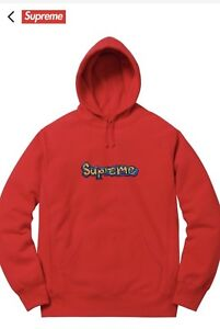 Supreme hoodie size M crazy deal !