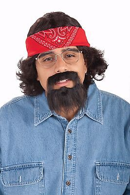 Cheech and Chong Up In Smoke Chong Adult Costume Accessory Kit - Cheech And Chong Up In Smoke Costume