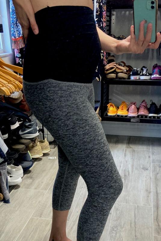 Beyond The Bump Maternity Yoga Pants Size Large