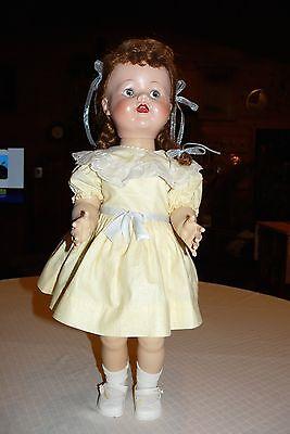 """22"""" Original Vintage Ideal Saucy Walker Doll"""
