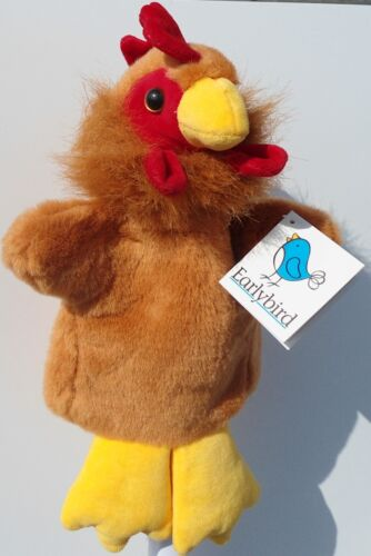 chicken+puppet%2C+rooster+hand+puppet+really+cute+moving+arms+