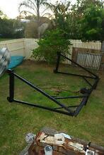 Mobile gantry crane, engine hoist, block and tackle Tingalpa Brisbane South East Preview