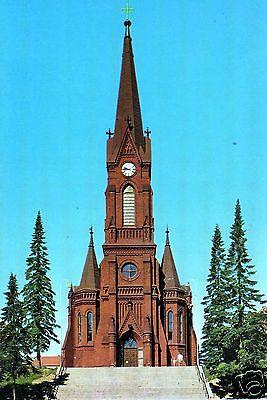 Pk, Finnland - Mikkeli - Tuomiokirkko - Die Domkirche