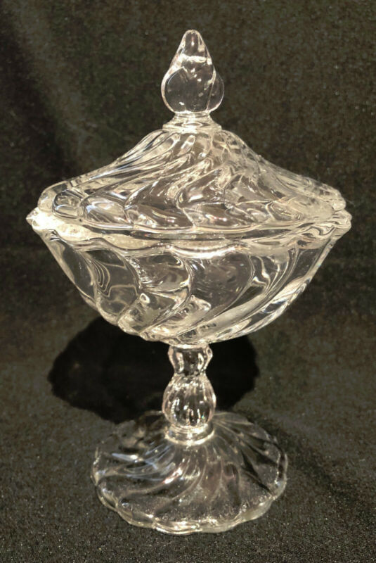Fostoria Colony Footed Covered Jelly Dish (418C)