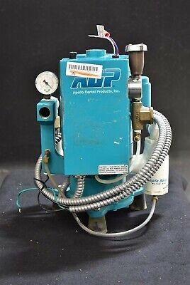 Adp Apollo Avb10sr Dental Vacuum Pump System Operatory Suction Unit 115v220v
