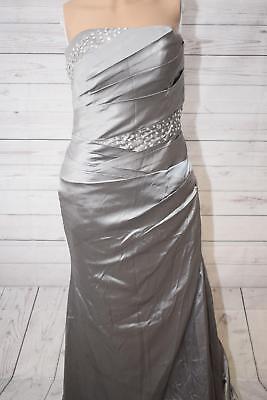 Babyonline Damen Meerjungfrauen Kleid, Schulterfrei, Gr. - Baby Meerjungfrau Kleid