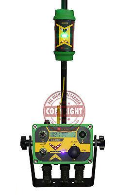 Tpi Cb203 Laser Machine Controldozerbox Scraperleveltopcontrimbleleica