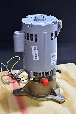 Midmark Cv3 Dental Wet Vacuum Pump System Operatory Suction Unit 220v 1.25hp