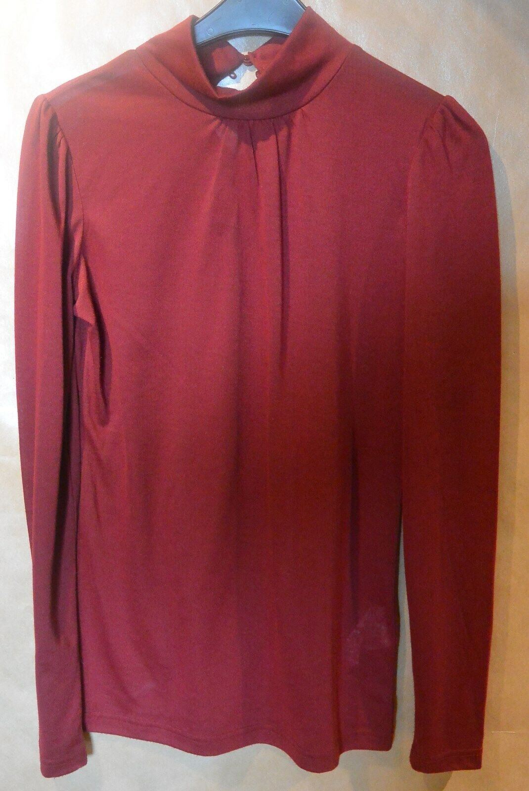 """BLOUSE FINE STYLE SOUS PULL   """" ESPRIT """"  TAILLE : XS"""