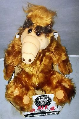 ALF (Alien Life Form) 18-inch Plush Toy .. !! New!! Vintage 1986 Coleco - MISB!!