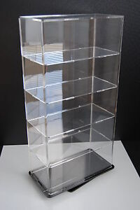 MODEL CAR ROTATING DISPLAY CASE 1:18