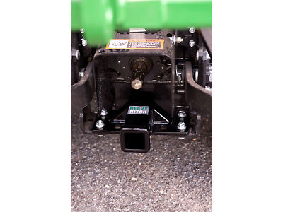 Receiver Hitch for John Deere 1023E, 1025R and 1026R Sub Compact Tractors HHRP