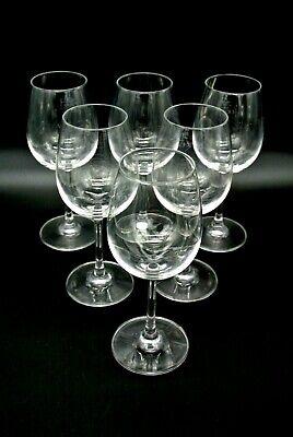 6 x Weingläser Weissweinglas Kristallglas Weißweingläser Stölzle   Wein