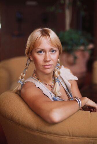 ABBA - MUSIC PHOTO #F-34