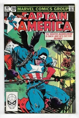 Captain America 1983 #280 Fine/Very Fine